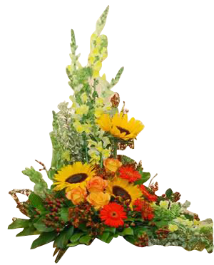 Memorial Arrangement 40 Autumn